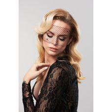 Маска эротическая на глаза с креплением в виде наклеек Луиза Bijoux Indiscrets