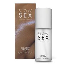 Гель-лубрикант для массажа всего тела FULL BODY MASSAGE Slow Sex by Bijoux Indiscrets