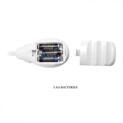 Помпа автоматическая LYBAILE для стимуляции клитора и малых половых губ PASSIONATE LOVER
