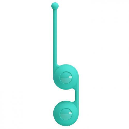 Вагинальные шарики со смещенным центром тяжести Pretty Love Kegel Tighten Up III BI-014493-1