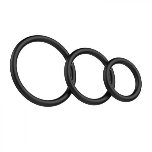 Набор эрекционных колец для пениса 3 шт BI-026013