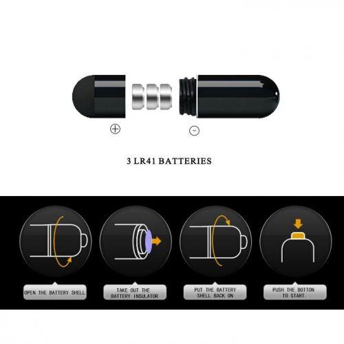 Насадка с вибрацией и стимулятором клитора на член Brave man BI-026225-1