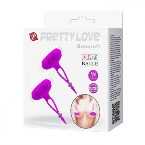 Вибростимуляторы для груди PRETTY LOVE - BANCROFT,  BI-210139