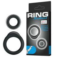 Набор эрекционных колец Lybaile RING Manhood BI-210153
