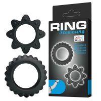 Набор эрекционных колец Lybaile RING FLOWERING BI-210154