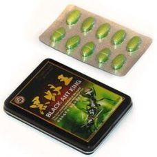 Возбуждающие таблетки для мужчин Королевский Черный муравей Black ant king