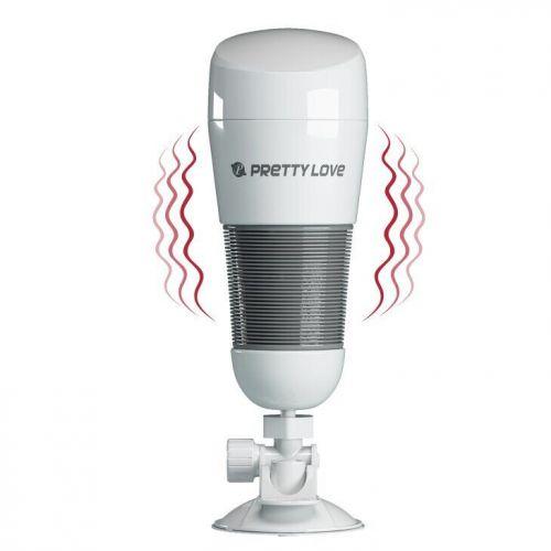 Мастурбатор-вагина с вибрацией BM-00900T49-3