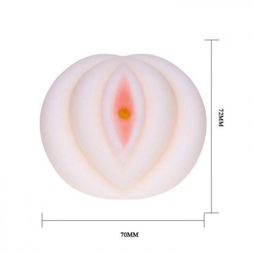 Мастурбатор-вагина из киберкожи BM-009152N