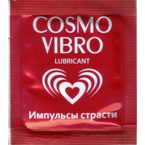 Женский возбуждающий крем-гель на водной основе COSMO VIBRO 4 мл