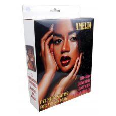 Надувная кукла для секса темнокожая Amelia BOSS