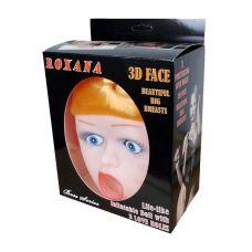 Надувная секс кукла рыжеволосая в полный рост Roxana BOSS