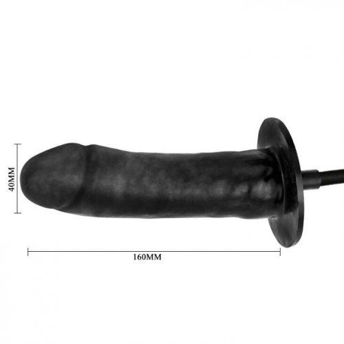 Анальный вибратор расширяющийся для фистинга BIGGER JOY BW-008078DAQ