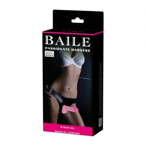 Страпон ремешковый Passionate Harness BW-022018