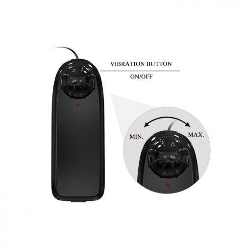 Страпон двойной на трусиках с вибрацией Ultra Passionate Harness BW-022049