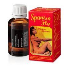Капли возбуждающие для двоих Cobeco Pharma Spanish Fly Passion Intenso 15 ml