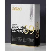 """Анатомические презервативы в силиконовой смазке EGZO """"Original"""" №3"""