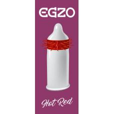 Презервативы EGZO Hot Red