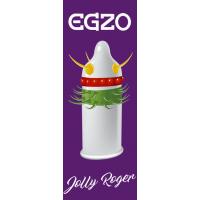 Презервативы-эксклюзив EGZO Jolly Roger