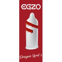 Презервативы с усиками EGZO Dragon Lord`s