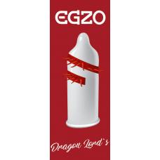 Презервативы EGZO Dragon Lord`s