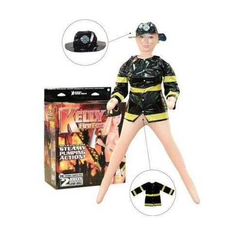 Надувная кукла для секса Kelly Fire Fox
