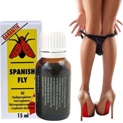 Возбуждающие капли для двоих Codeco Garantie Spanish Fly 15 ml