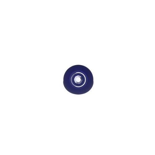 Трехточечный вибромассажер со стимуляцией точки G синий EVOLUTION ATHOS