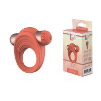 Эрекционное вибро-кольцо мужское с стимулятором клитора Dream Toys CHARISMATIC CLEA