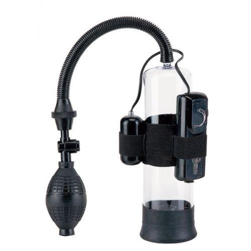 Вакуумная помпа для увеличения члена и потенции Power Pump