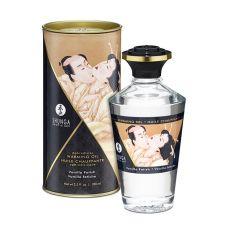 Возбуждающее массажное масло-лубрикант со вкусом ванили Shunga 100 мл
