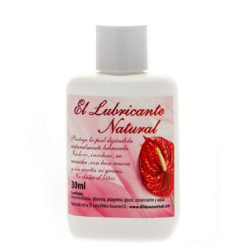 Лубрикант интимный Lubricante Natural 30 ml