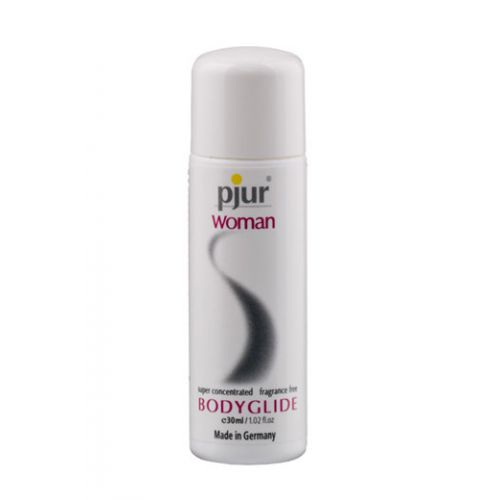 Силиконовая смазка для женщин Pjur Woman Body Glide 30 ml для чувствительной кожи (Пьюр, Пджюр)
