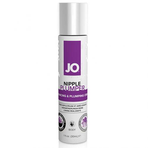 Стимулирующий крем для сосков System JO Women Nipple Plumper