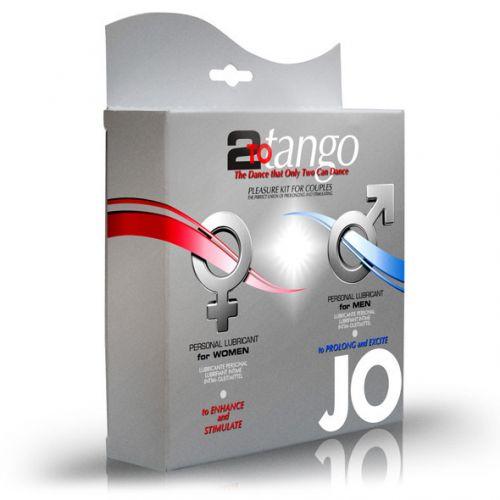 Возбуждающий набор для пары  System JO-2-To-Tango Couples Kit (Систем Джо)