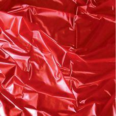 Латексная простынь для эротических игр - Sheet in Latex SexMax WetGames 180X260 Red