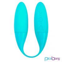 Двойной вибратор PicoBong Mahana Blue