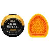 Компактный мастурбатор яйцо Zolo Pocket Pool Sure Shot
