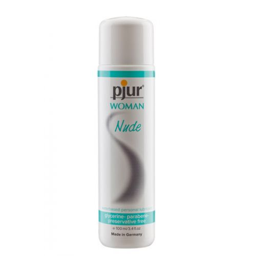 Женская смазка для чувствительной кожи Pjur Woman Nude 100 ml (Пьюр, Пджюр)