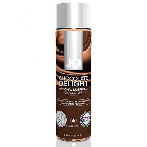 Интимная смазка с ароматом шоколада System JO Lubricant Chocolate 120 ml (Систем Джо)