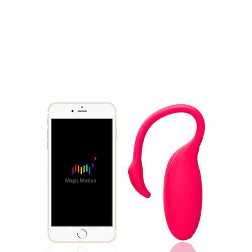 Музыкальное вибро-яйцо с App управлением Magic Motion Flamingo