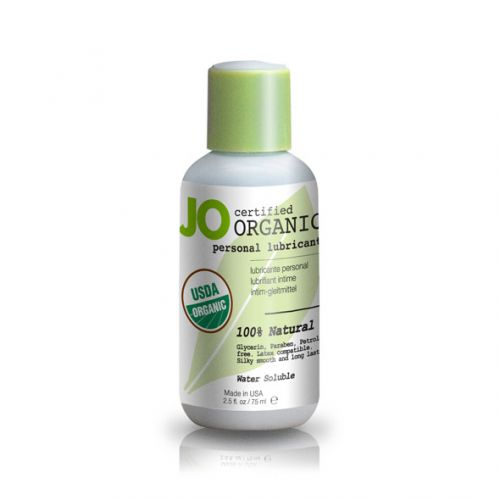 Натуральная смазка на водной основе System JO Organic Lubricant 75 ml