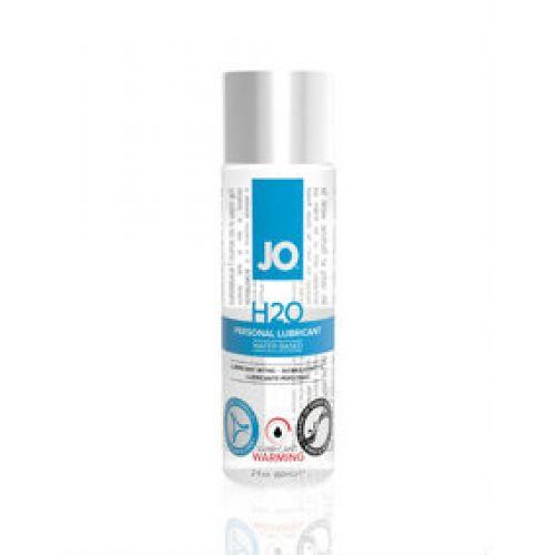 Лубрикант согревающий System JO H2O Lubricant Warming 60 ml (Систем Джо)