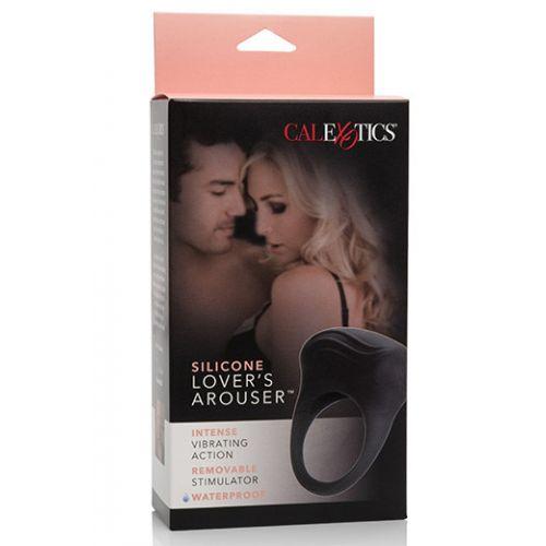 Кольцо для пениса с вибрацией Silicone Lovers Arouser