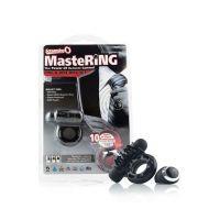 Эрекционное кольцо для пениса с вибрацией Screaming O Mastering Wireless Remote Ow Ring