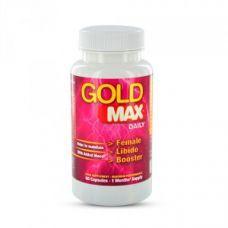 Капсулы для повышения женского либидо Gold Max Daily Pink For Women 60 Capsules