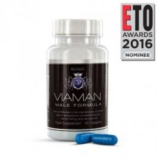Возбуждающие капсулы для мужчин Viaman 30 Capsules