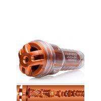 Мастурбатор для любителей орального секса Fleshlight Turbo Ignition Copper