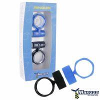 Комплект эрекционных колец с вибрацией ManzzzToys Ringos