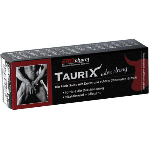 Возбуждающая мазь для пениса Taurix Extra Strong 40 ml