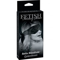 Маска для секса БДСМ Fetish Fantasy Limited Edition Satin Blindfold